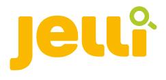 Jelli-logo, linkki Jelli-järjestötietopalveluun