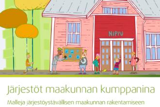 Pohjois-Karjala hyvin esillä Kuntaliiton järjestöoppaassa