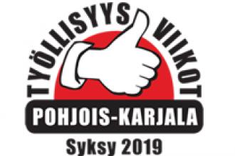 Työllisyysviikot 2019 Pohjois-Karjalassa