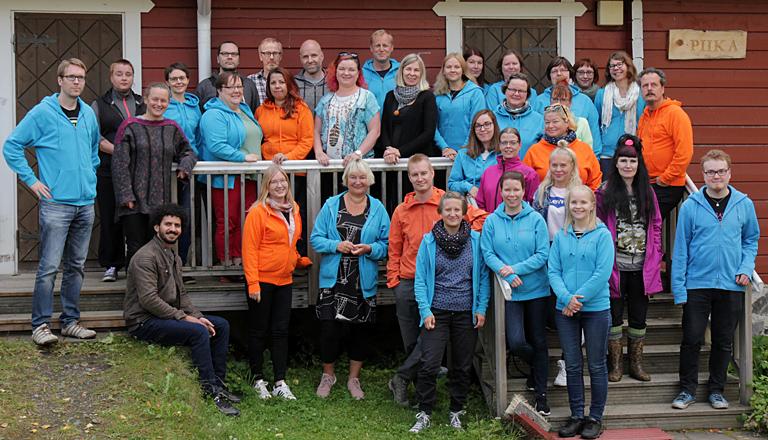 Pohjois-Karjalan Sosiaaliturvayhdistys 2019