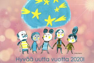 Hyvää uutta vuotta 2020!