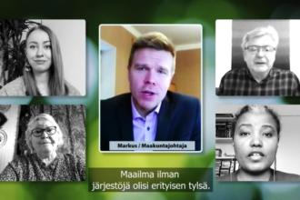 Pohjoiskarjalaista järjestötyötä tehdään näkyväksi videolla